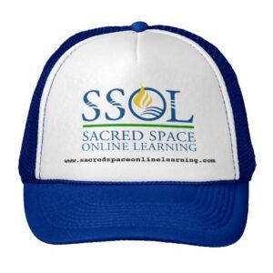 sacred-space-online-learning-SSOL-baseball-cap