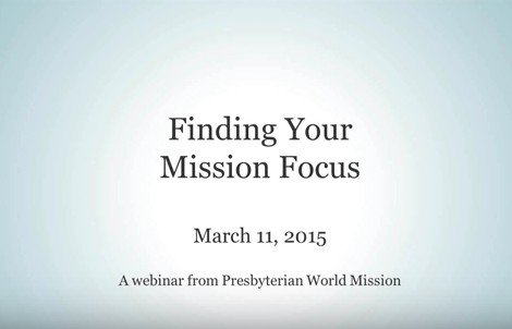 pcusa-online-webinar-finding-your-mission-focus