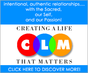 CLM Creating a Life That Matters