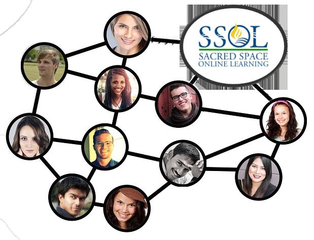 Diverse People Visiting SSOL
